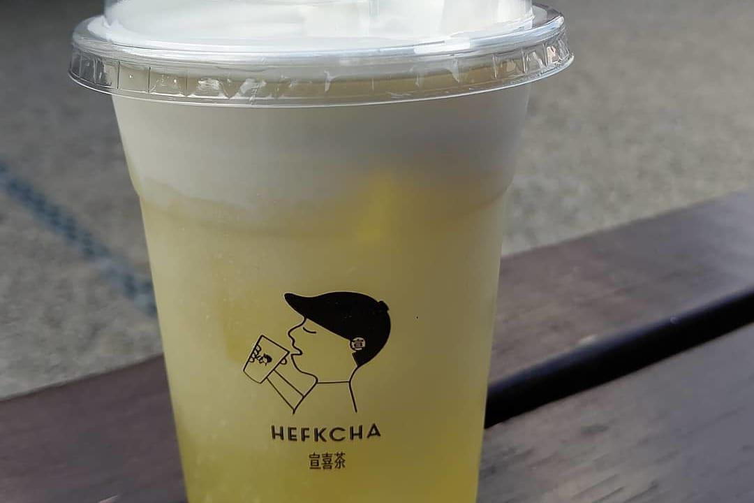 宣喜茶オープン
