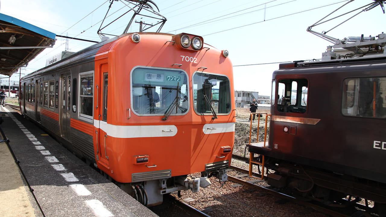 岳南電車イベント中止